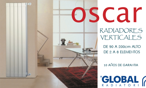 RADIADORES PARA TECHOS ALTOS GLOBAL
