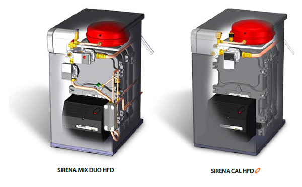 Interior Sirena Mix Duo