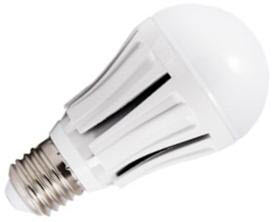 BOMBILLA ESTANDAR E27 10W LED SMD NEUTRA